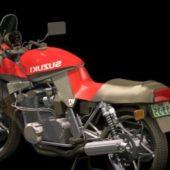 Motorcycle Suzuki Katana Sport