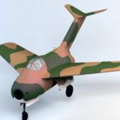 Ta183 Fighter Airplane