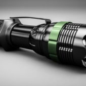 Electric Tactical Flashlight
