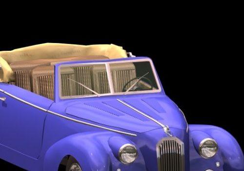 Talbot Type T4 Minor Car