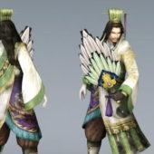 Three Kingdoms Character Zhuge Liang