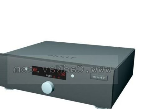 Thule High Power Amplifier