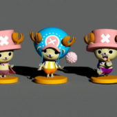 Tony Tony Chopper Character