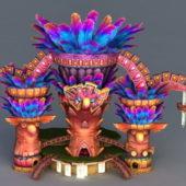 Gaming Totem Temple