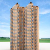 Hi-rise Tower Residential Building