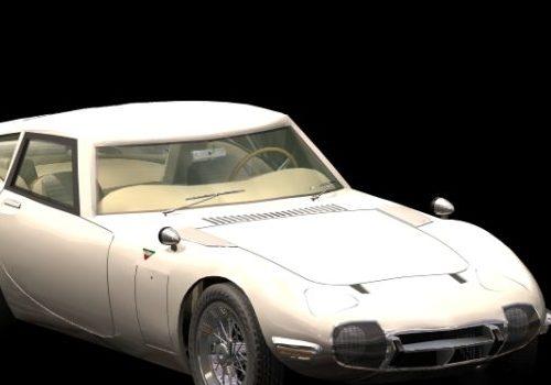 Toyota 2000gt Car