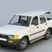 Car Toyota 4runner