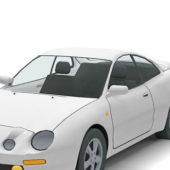 Toyota Celica Couple Car