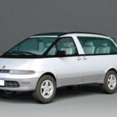 Car Toyota Estima Lucida