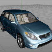 Toyota Matrix Car