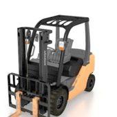 Toyota Forklift Mini Truck