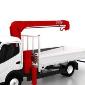 Toyota Tow Truck Vehicle