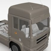 Tractor Unit Vehicle
