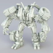 Transformers Game Character