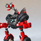 Character Transformers Mini-bot