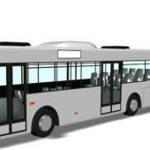Transit Bus Vehicle