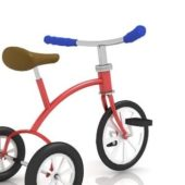 Tricycle Bike Kid Vehicle