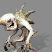 Troll Monster Game Character