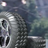 Stage Truck Tires Wheels