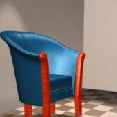 Furniture Tub Accent Chair