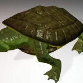 Animal Turtle Figurine
