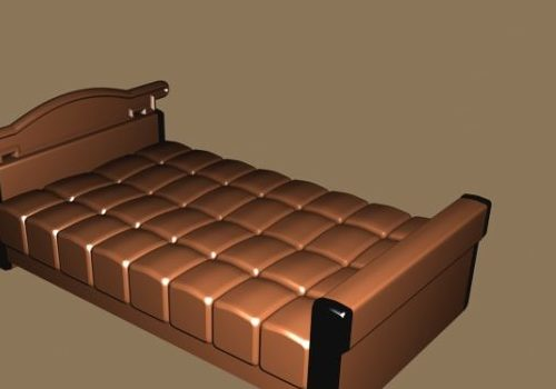 Furniture Twin Size Mattress Bed