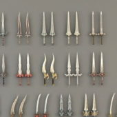 Two Hand Swords Collection
