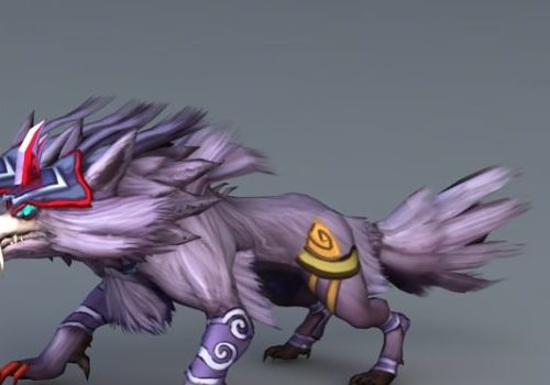 Two Headed Wolf Animal