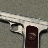 Type-54 Pistol Gun