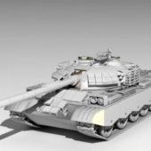 Type 59d Army Tank