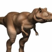 Tyrannosaurus Rex Dinosaur Animal V1