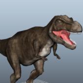 Tyrannosaurus Rex Dinosaur Animal