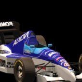 Tyrrell Racing Vehicle
