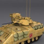 Us Bradley Fighting Vehicle