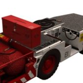Vehicle Us Carrier Fire Truck