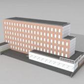 Modern University Building Architecture