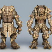 Character Unreal Tournament Krall