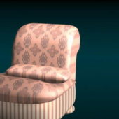 Upholstered Furniture Single Sofa Chair