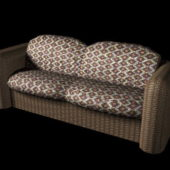 Home Furniture Upholstery Loveseat