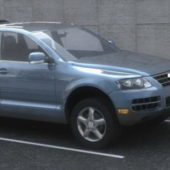 Vw Touareg Crossover Car