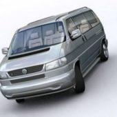 Car Volkswagen Van