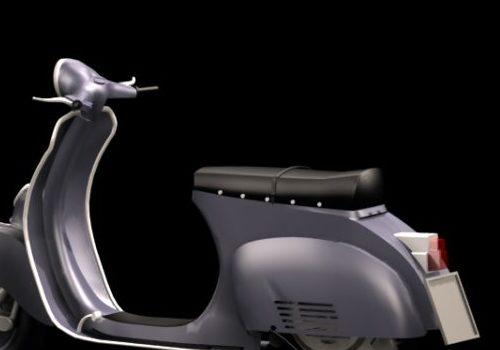 Motorcycle Vespa Motor Scooter