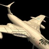 Military Victor Kmk-2 Strategic Bomber Aircraft