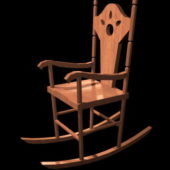 Victorian Rocking Chair Furniture
