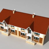 Western Victorian Terraced House