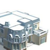 Classic Boutique Villa Home Design