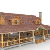 Village Building Gift Shop