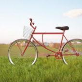 Old Cruiser Bike