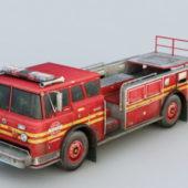 Ford Car Fire Truck