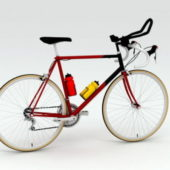Old Racing Bicycle